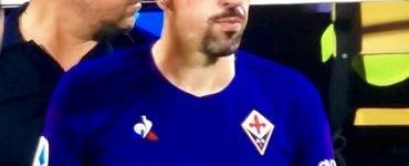 Ribery In Fiorentina Napoli 2019 20 21