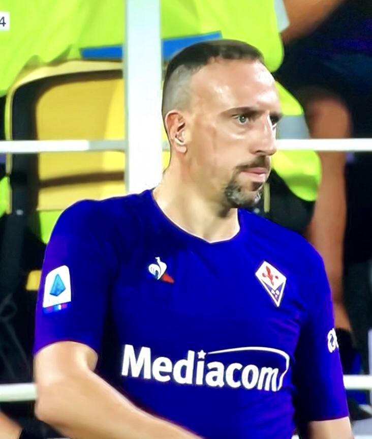 Ribery In Fiorentina Napoli 2019 20 31