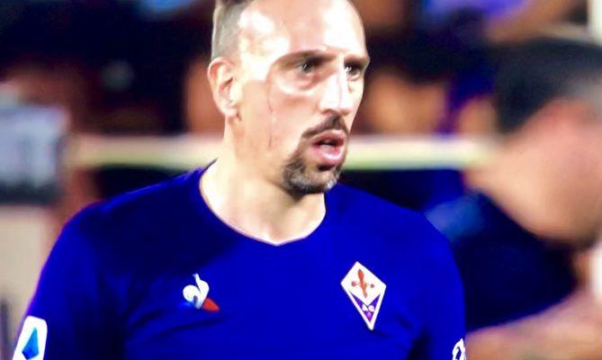 Ribery In Fiorentina Napoli 2019 20 51