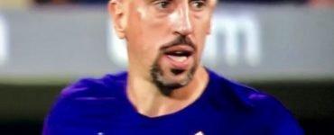 Ribery In Fiorentina Napoli 2019 20 61