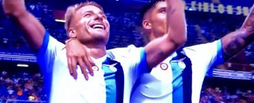 Immobile Corre In Sampdoria Lazio 2019 20
