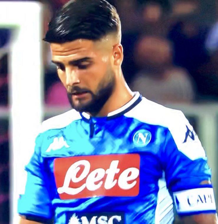 Insigne In Fiorentina Napoli 2019 201