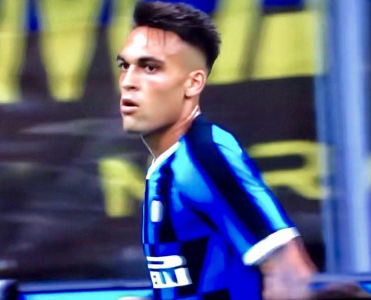 Lautaro Martinez In Inter Lecce 2019 20 3