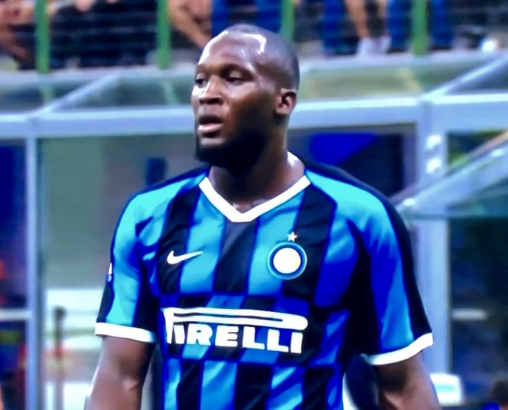 Lukaku In Inter Lecce 2019 20