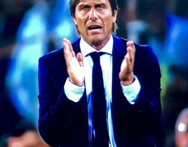 Conte In Cagliari Inter 2019 20