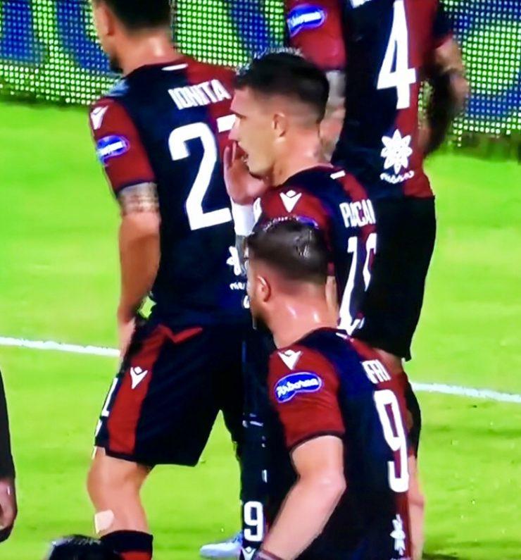 Giocatori Del Cagliari In Cagliari Inter 2019 20
