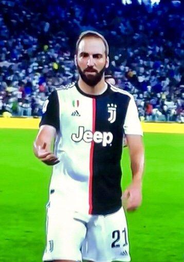 Higuain In Juventus Napoli 2019 20 2