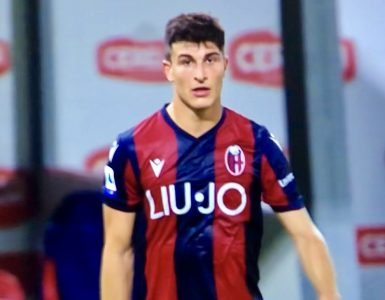 Orsolini In Bologna Spal 3