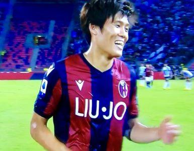Tomiyasu In Bologna Spal 3