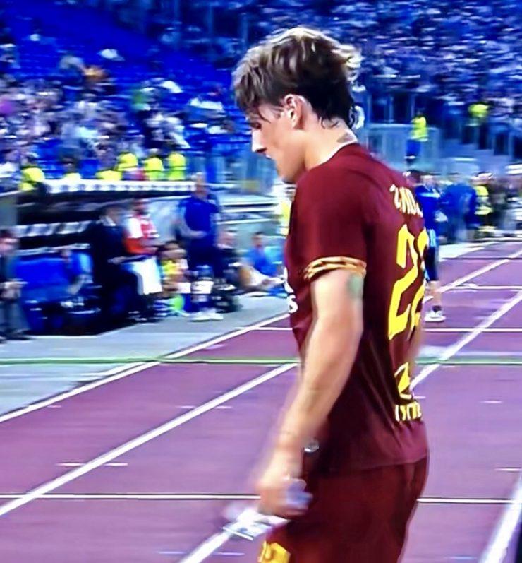 Zaniolo In Lazio Roma 2019 20 2