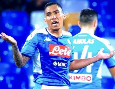 Allan In Napoli Verona 2019 20