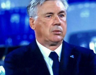 Ancelotti In Napoli Verona 2019 20