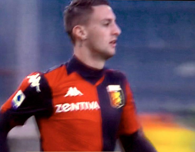 Barreca In Genoa Udinese 2019 20 2