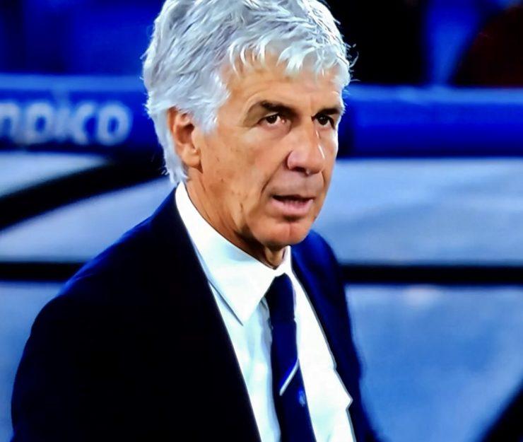 Gasperini In Atalanta Roma 2019 20