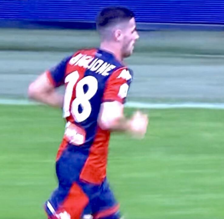 Ghiglione In Genoa Udinese 2019 20 2