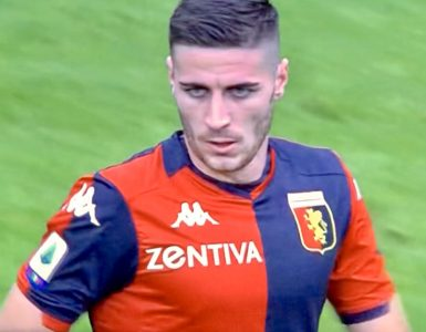 Ghiglione In Genoa Udinese 2019 20 3