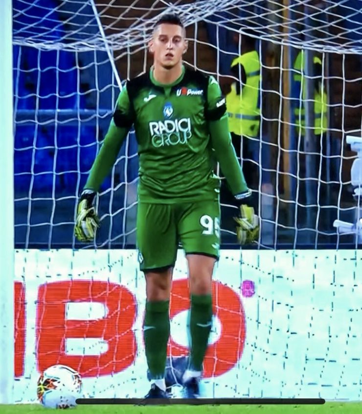 Gollini In Napoli Atalanta 2019 20