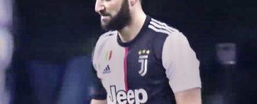 Higuain In Juventus Milan 2019 20