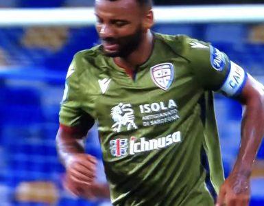 Joao Pedro In Cagliari Napoli 2019 20
