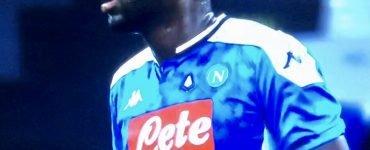 Koulibaly In Napoli Verona 2019 20