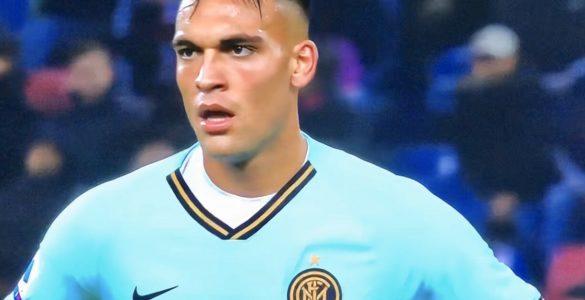 Lautaro In Inter Atalanta 2019 20