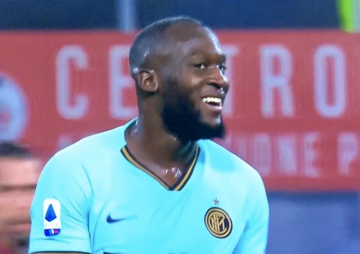 Lukaku In Inter Milan 2019 20