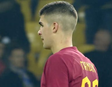 Mancini In Parma Roma 2019 20