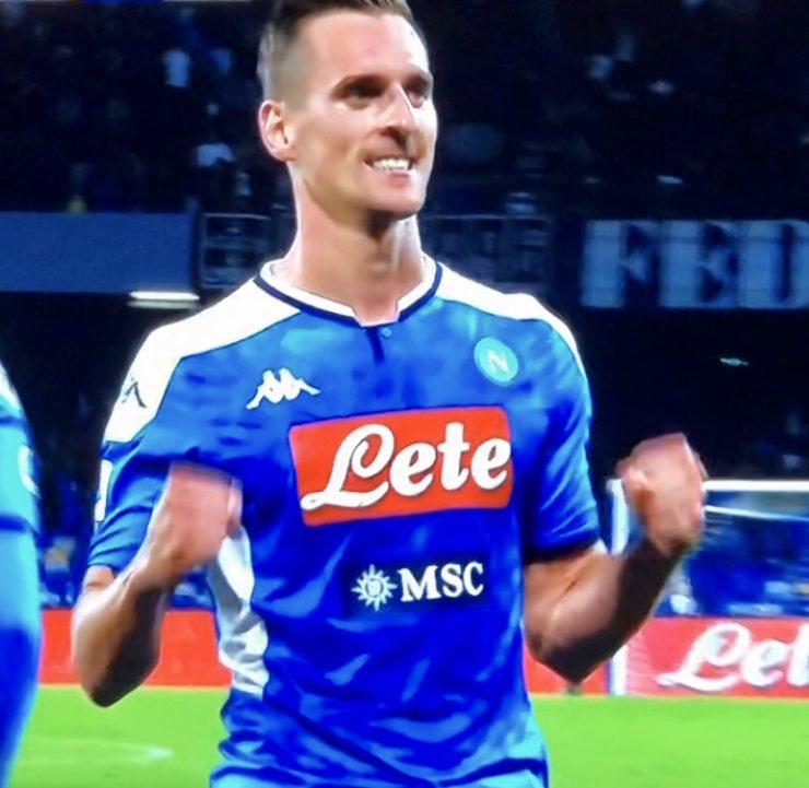 Milk In Napoli Verona 2019 20