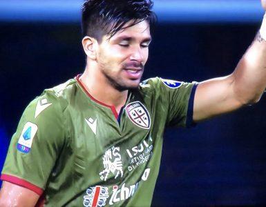 Simeone In Cagliari Napoli 2019 20