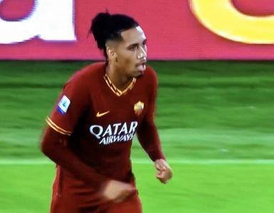 Smalling In Atalanta Roma 2019 20