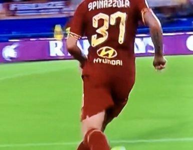 Spinazzola In Atalanta Roma 2019 20