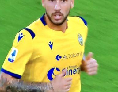 Zaccagni In Napoli Verona 2019 20 2