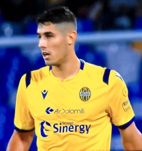 Zaccagni In Napoli Verona 2019 20