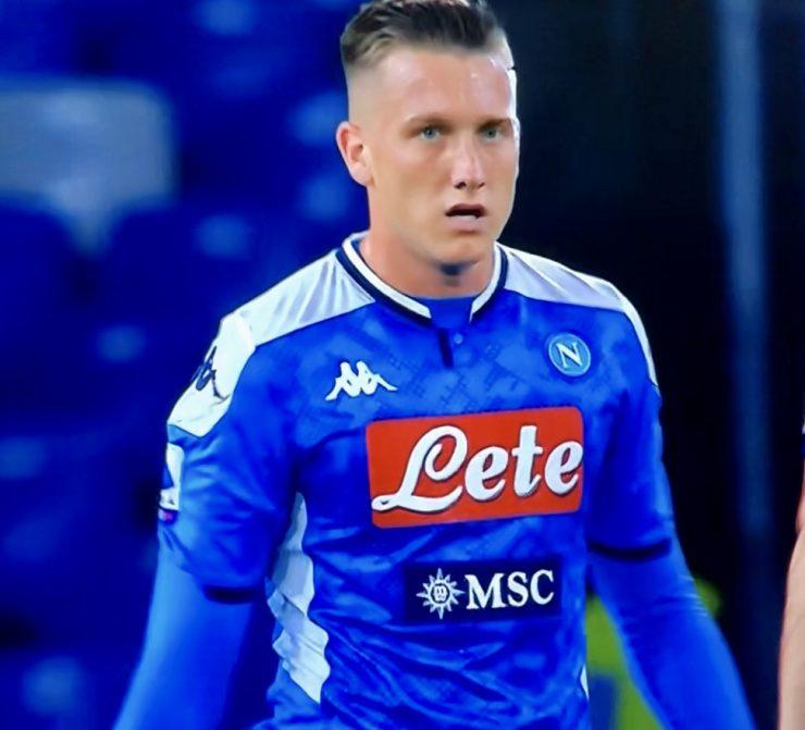 Zielinski In Napoli Verona 2019 20