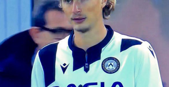 Barak In Udinese Napoli 2019 20