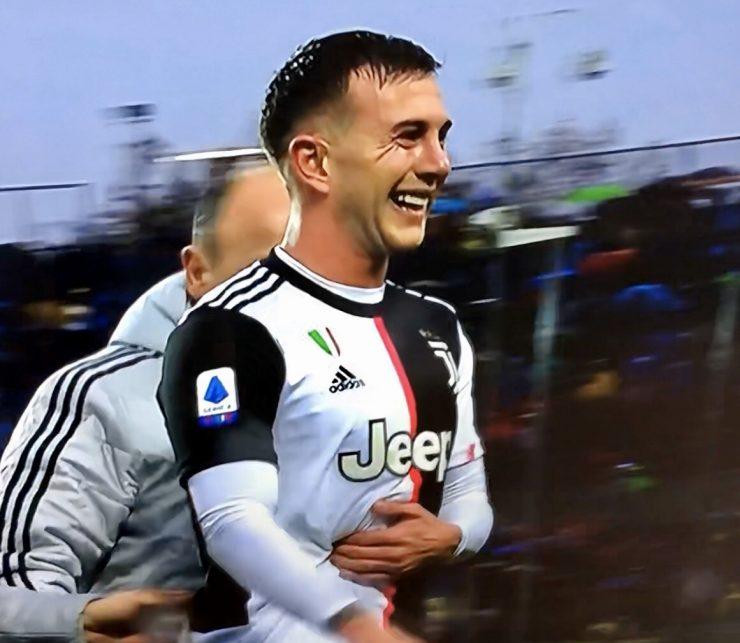 Bernardeschi In Atalanta Juventus 2019 20