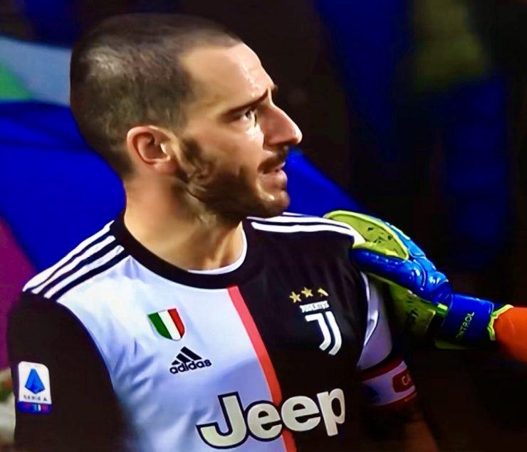 Bonucci In Atalanta Juventus 2019 20