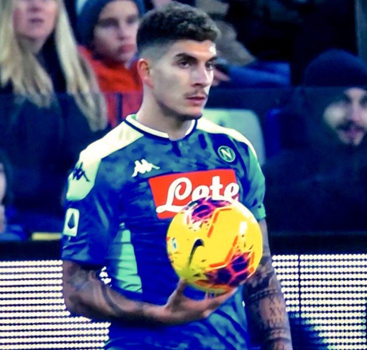 Di Lorenzo In Udinese Napoli 2019 20 2