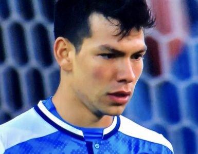 Lozano In Udinese Napoli 2019 20 2