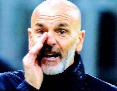 Pioli In Milan Napoli 2019 20