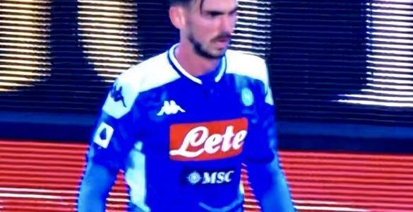 Ruiz In Udinese Napoli 2019 20 4