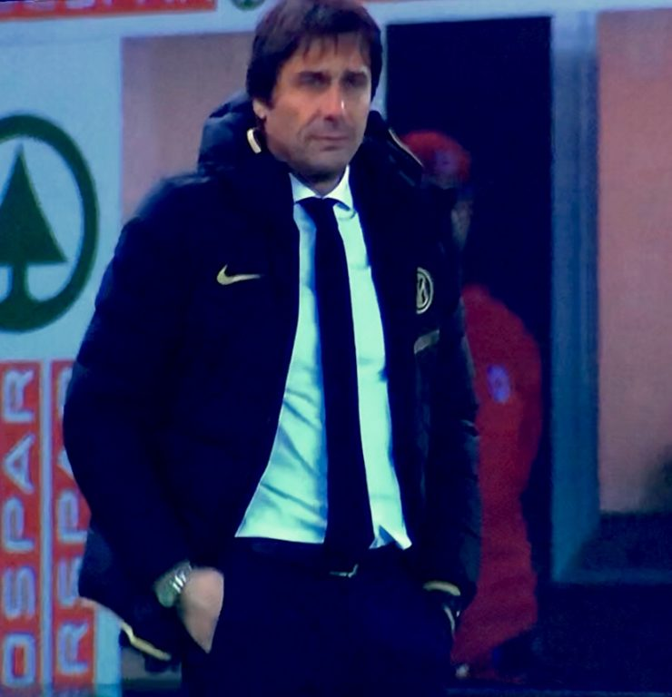 Conte In Udinese Inter 2019 2020
