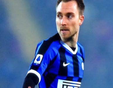 Eriksen In Udinese Inter 2019 2020 5