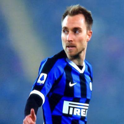 Eriksen In Udinese Inter 2019 2020 5