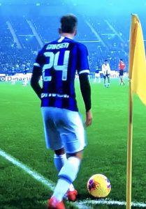 Eriksen In Udinese Inter 2019 2020
