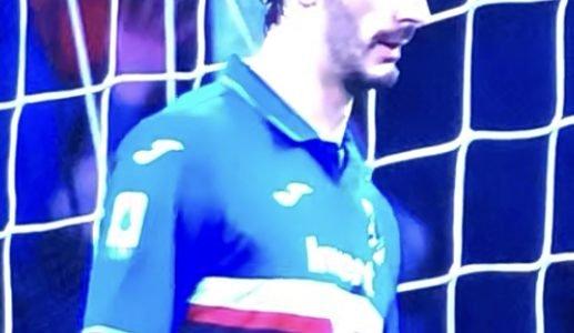 Gabbiadini In Sampdoria Napoli 2019 2020 4