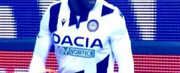 Ken Sema In Udinese Inter 2019 2020