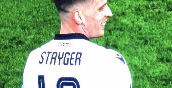 Larsen In Udinese Inter 2019 2020
