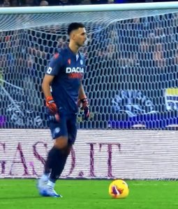 Musso In Udinese Inter 2019 2020