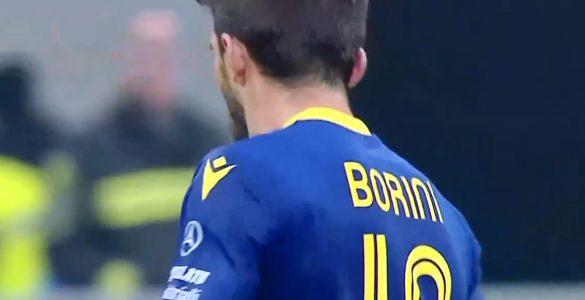Borini in Milan-Verona 2019-2020 4